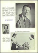 1955 Shawnee High School Yearbook Page 10 & 11