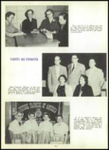1955 Shawnee High School Yearbook Page 12 & 13