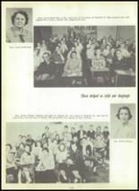 1955 Shawnee High School Yearbook Page 14 & 15
