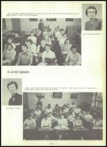 1955 Shawnee High School Yearbook Page 16 & 17