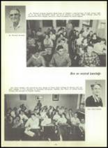 1955 Shawnee High School Yearbook Page 20 & 21