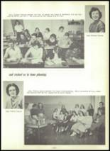 1955 Shawnee High School Yearbook Page 22 & 23