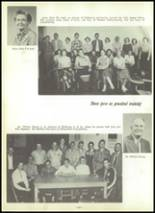 1955 Shawnee High School Yearbook Page 26 & 27