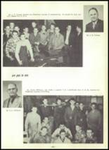 1955 Shawnee High School Yearbook Page 28 & 29