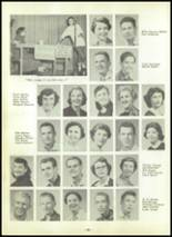1955 Shawnee High School Yearbook Page 34 & 35