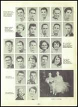 1955 Shawnee High School Yearbook Page 38 & 39