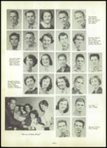 1955 Shawnee High School Yearbook Page 40 & 41