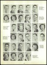 1955 Shawnee High School Yearbook Page 42 & 43