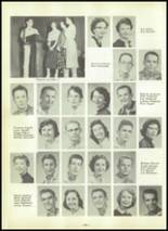 1955 Shawnee High School Yearbook Page 46 & 47