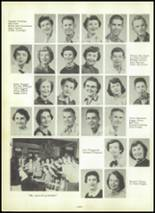 1955 Shawnee High School Yearbook Page 48 & 49