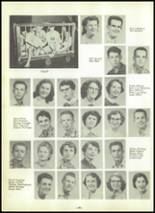 1955 Shawnee High School Yearbook Page 52 & 53