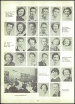 1955 Shawnee High School Yearbook Page 54 & 55