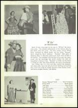 1955 Shawnee High School Yearbook Page 56 & 57