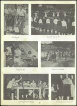 1955 Shawnee High School Yearbook Page 58 & 59
