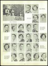 1955 Shawnee High School Yearbook Page 60 & 61