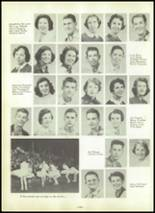 1955 Shawnee High School Yearbook Page 62 & 63