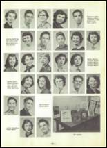 1955 Shawnee High School Yearbook Page 64 & 65