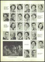 1955 Shawnee High School Yearbook Page 66 & 67