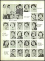 1955 Shawnee High School Yearbook Page 68 & 69