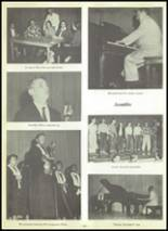 1955 Shawnee High School Yearbook Page 70 & 71