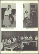 1955 Shawnee High School Yearbook Page 76 & 77