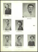 1955 Shawnee High School Yearbook Page 78 & 79