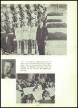 1955 Shawnee High School Yearbook Page 82 & 83