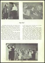 1955 Shawnee High School Yearbook Page 86 & 87