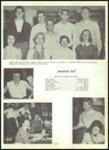 1955 Shawnee High School Yearbook Page 90 & 91