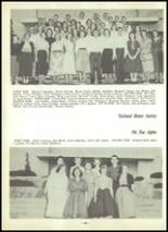 1955 Shawnee High School Yearbook Page 92 & 93