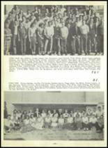 1955 Shawnee High School Yearbook Page 94 & 95