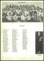 1955 Shawnee High School Yearbook Page 96 & 97
