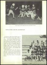 1955 Shawnee High School Yearbook Page 100 & 101