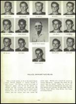 1955 Shawnee High School Yearbook Page 104 & 105