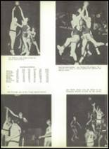 1955 Shawnee High School Yearbook Page 106 & 107
