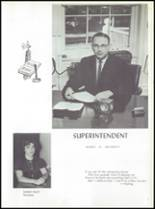 1963 Hillsboro High School Yearbook Page 12 & 13
