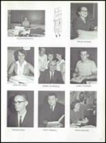 1963 Hillsboro High School Yearbook Page 18 & 19