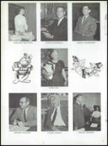 1963 Hillsboro High School Yearbook Page 20 & 21
