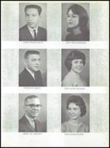 1963 Hillsboro High School Yearbook Page 22 & 23