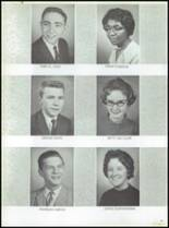 1963 Hillsboro High School Yearbook Page 24 & 25