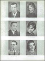 1963 Hillsboro High School Yearbook Page 26 & 27