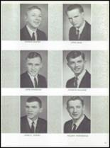 1963 Hillsboro High School Yearbook Page 28 & 29