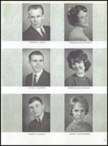 1963 Hillsboro High School Yearbook Page 32 & 33