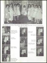 1963 Hillsboro High School Yearbook Page 54 & 55