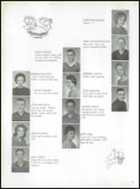 1963 Hillsboro High School Yearbook Page 70 & 71
