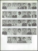 1963 Hillsboro High School Yearbook Page 80 & 81
