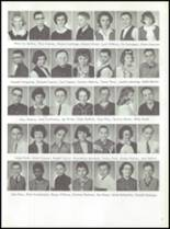 1963 Hillsboro High School Yearbook Page 100 & 101