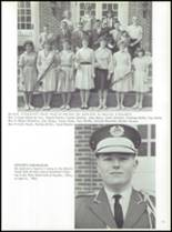 1963 Hillsboro High School Yearbook Page 138 & 139