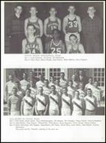 1963 Hillsboro High School Yearbook Page 154 & 155
