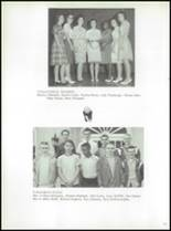 1963 Hillsboro High School Yearbook Page 160 & 161